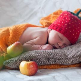 Fotograf in Nürnberg, Kinderfotograf, neubeboren